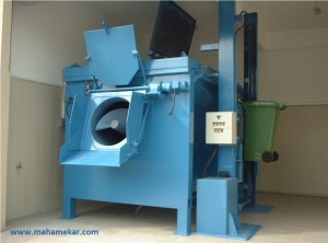 Spiral Waste Bin Systems Manufactured Amp Marketed By Maha